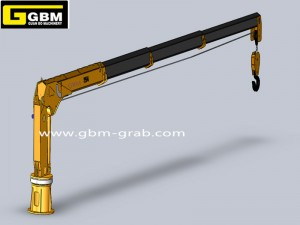 Customized Fishing Crane