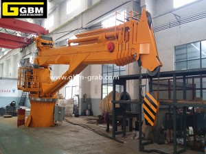 10T3M  Fixed Crane with Multifunction