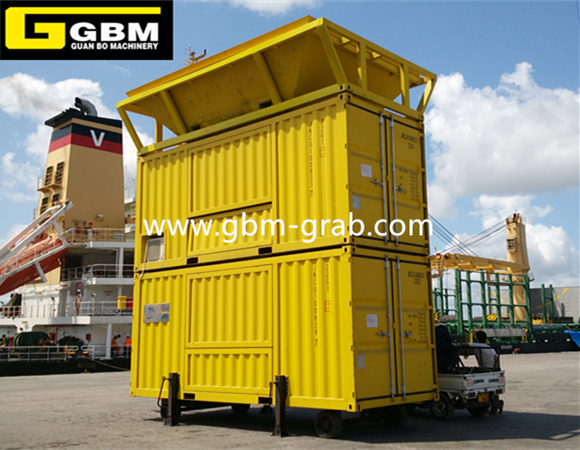 Mobile Weighting bagging machine Featured Image