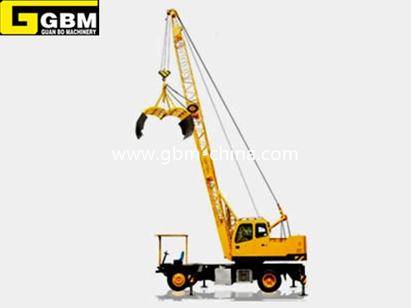 Tyre type hydraulic material handler1 Featured Image