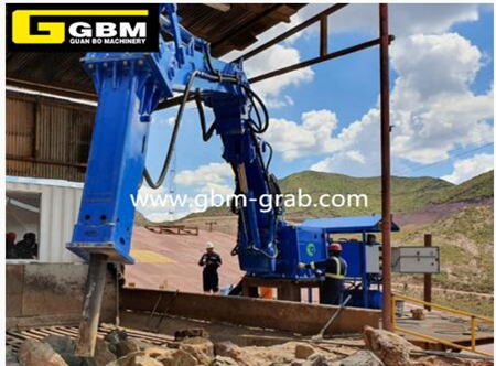 Pedestal Rock Breaker Boom System Featured Image