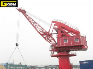 Fix boom crane