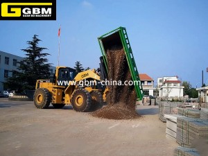 Container Rotary loader&unloader equipment