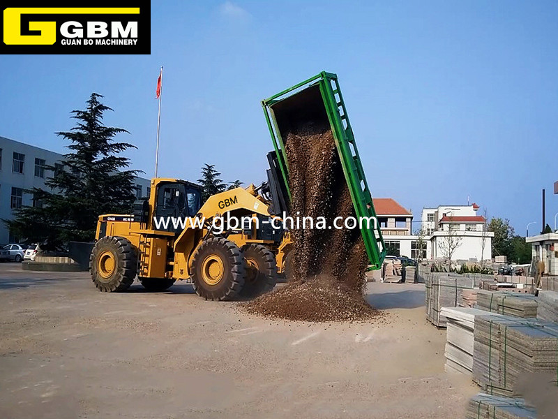 Container rotary loader & unloader equipment Featured Image