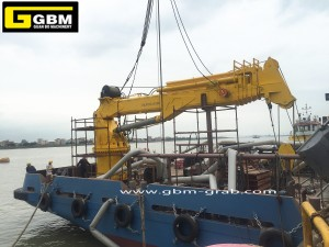 4T30M Hydraulic Telescopic booom crane