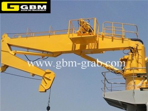Used Fixed Offshore Crane