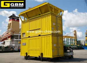 Mobile Weighting bagging machine